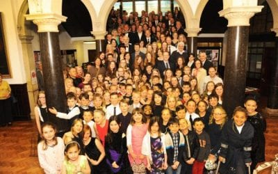 Gala evening celebrates The Mead's pupils' artistic talents
